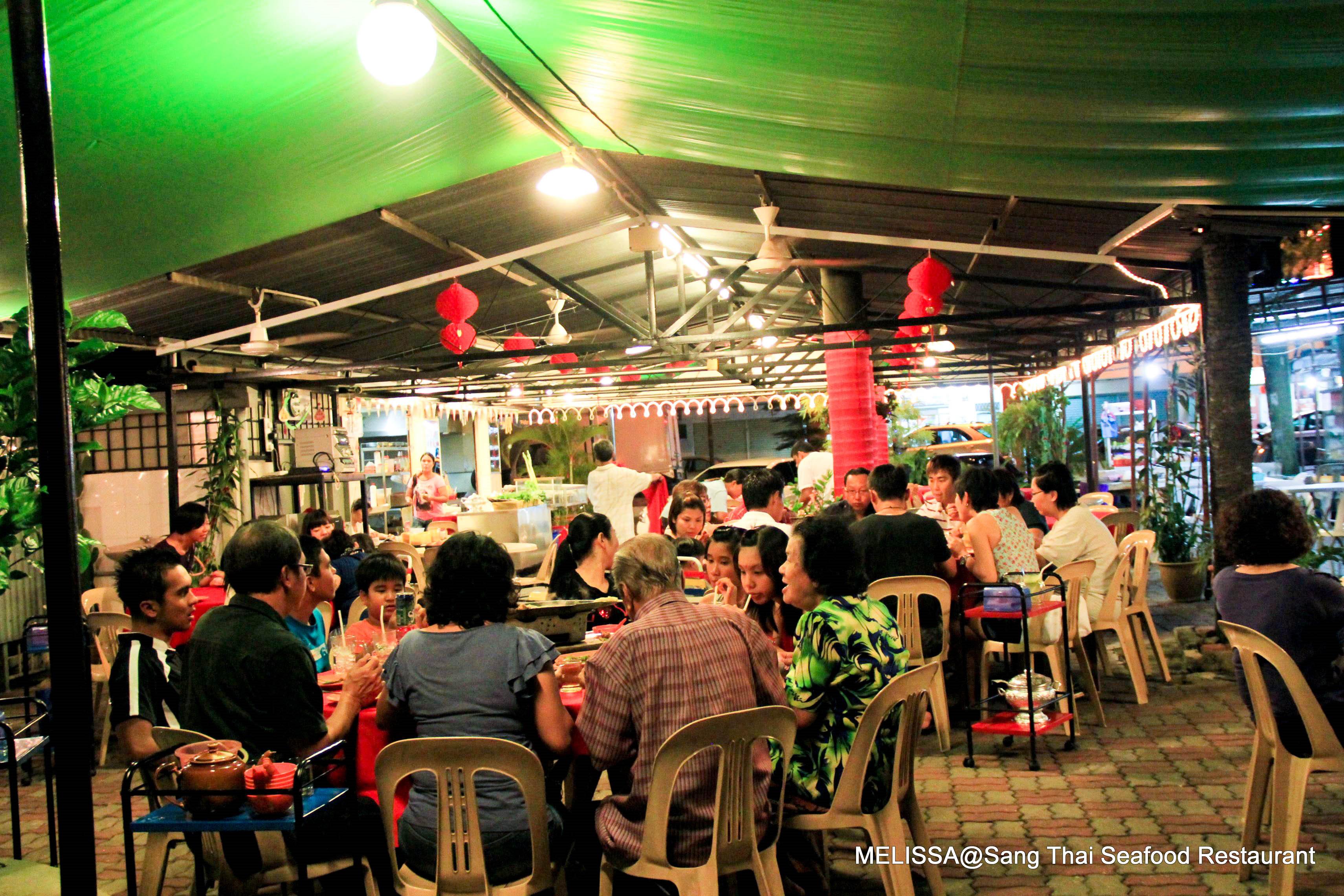 Dinner @ Sang Thai Seafood Restaurant, Langkawi | This is ...