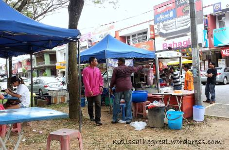 Cendol Amp Rojak Stall Putra Heights This Is Me Melissa