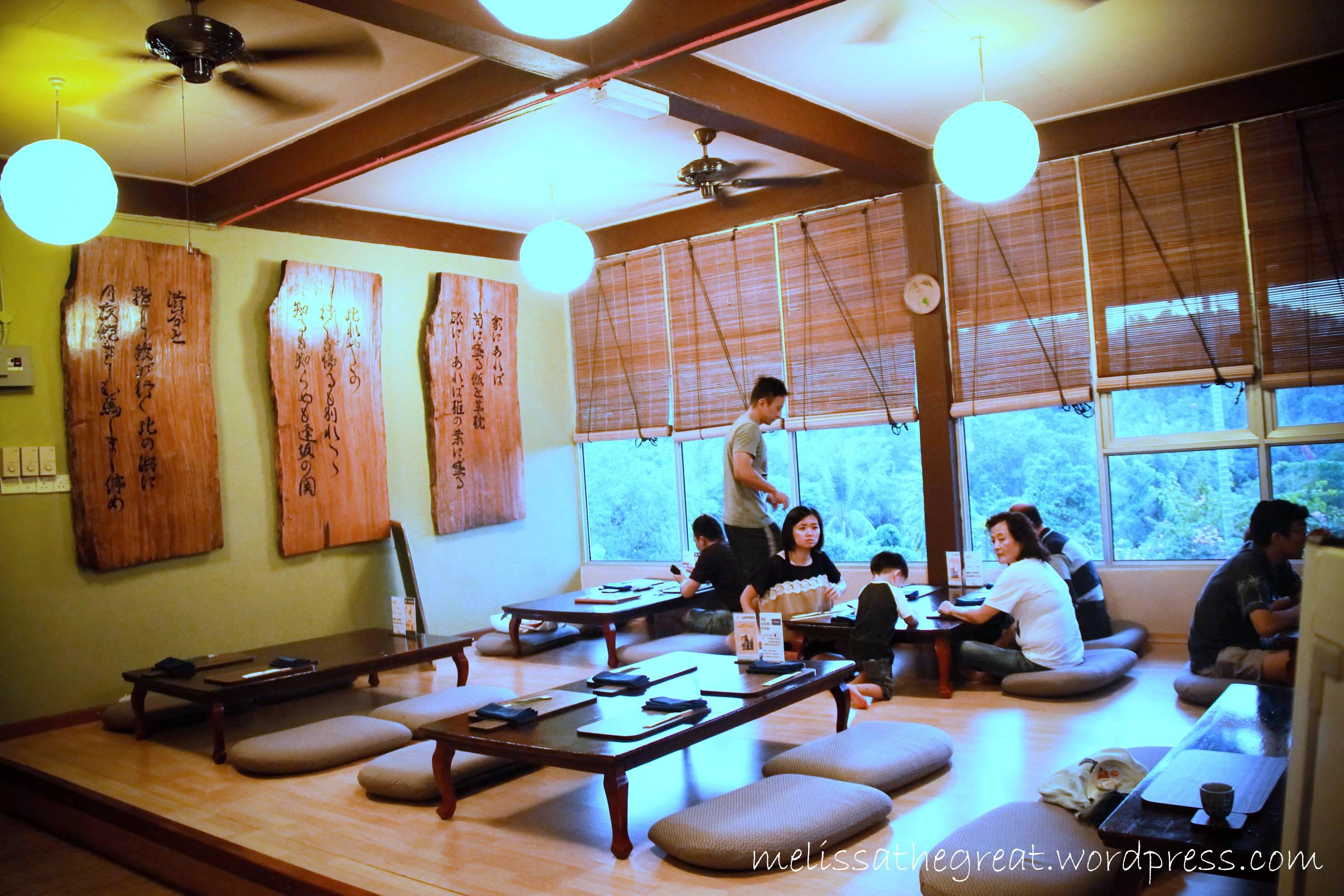 Dinner Unkaizen Japanese Restaurant Langkawi This Is